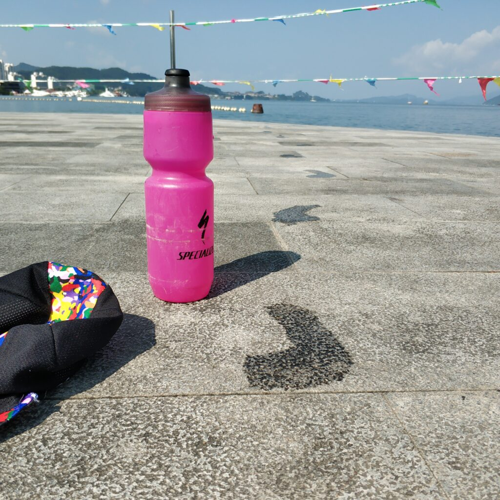 Training for Open Water Swims