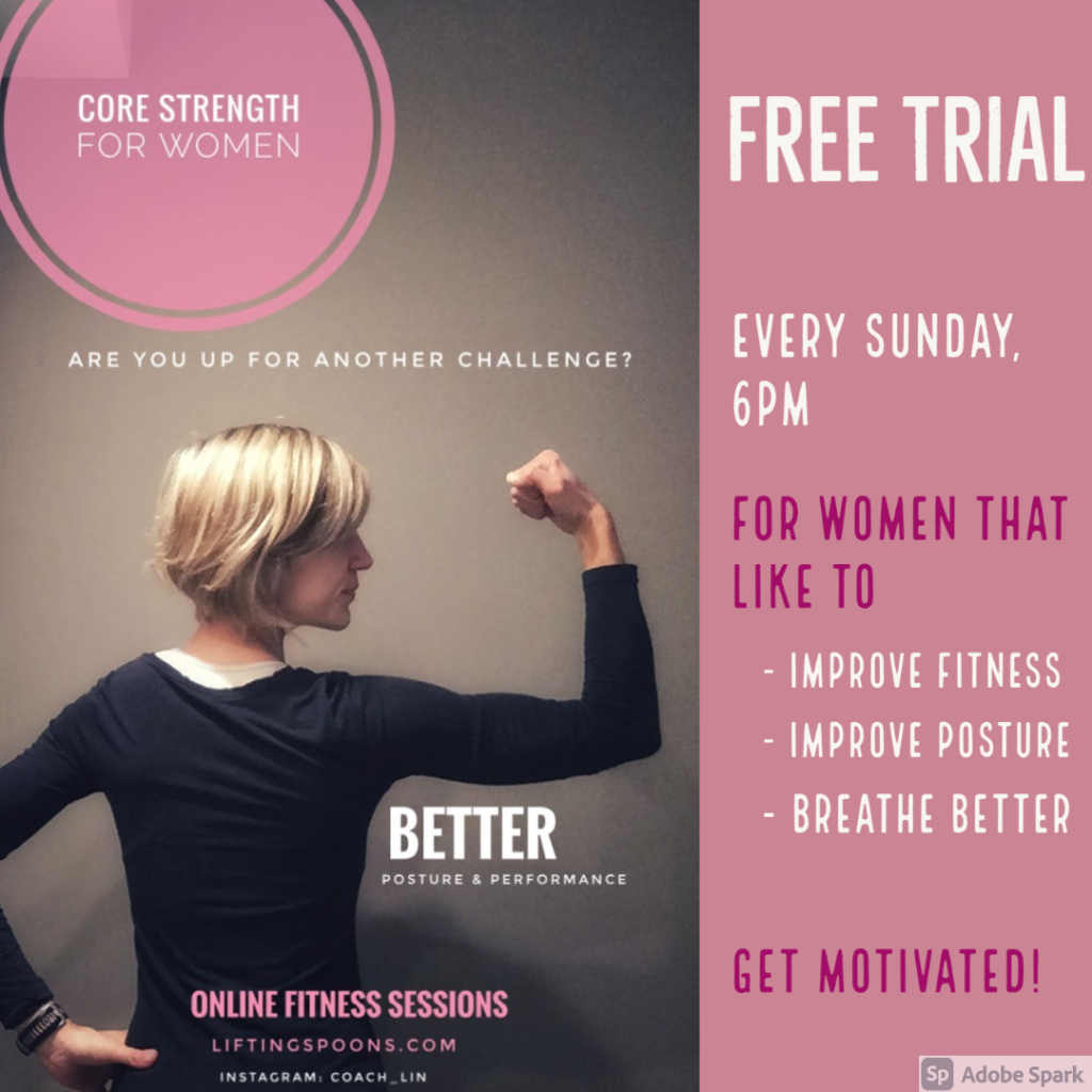 Core Strength for Women Free Trial